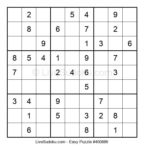 Beginners Puzzle #400886