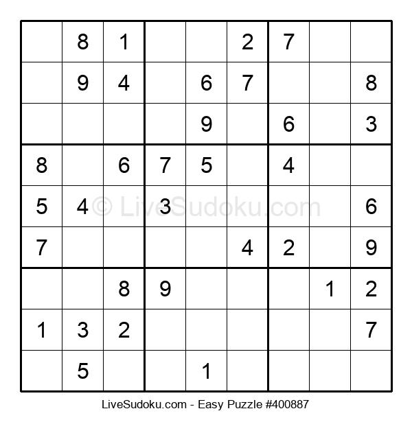 Beginners Puzzle #400887