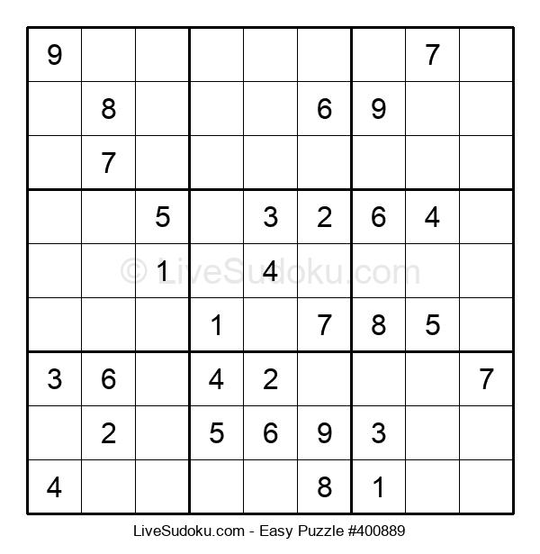 Beginners Puzzle #400889