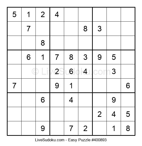 Beginners Puzzle #400893
