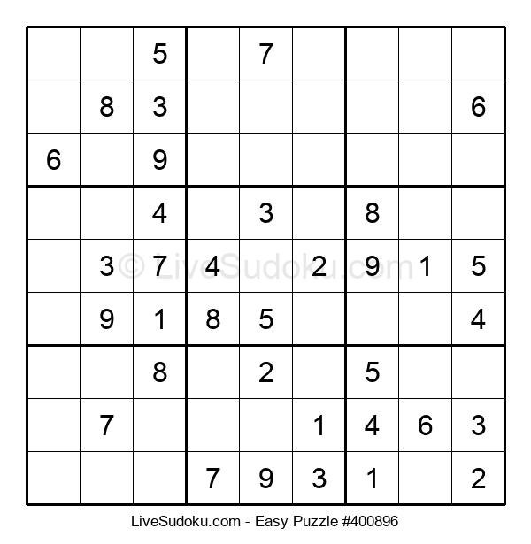 Beginners Puzzle #400896