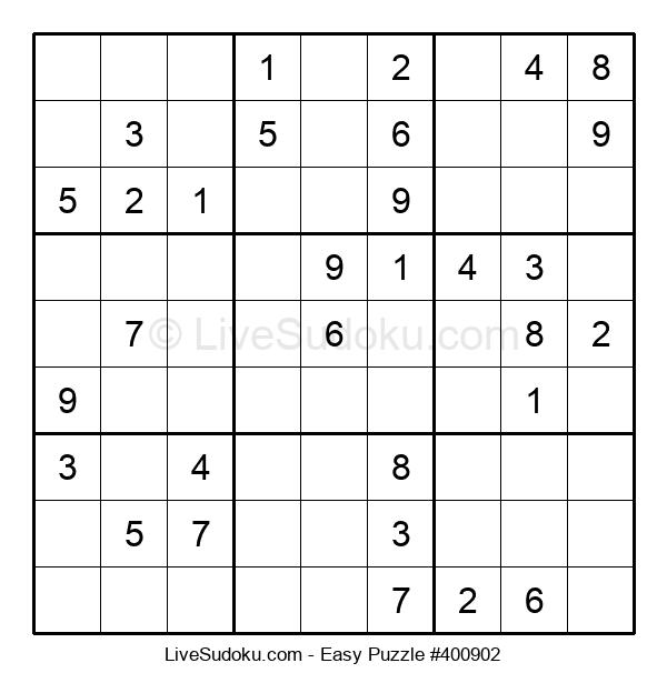 Beginners Puzzle #400902