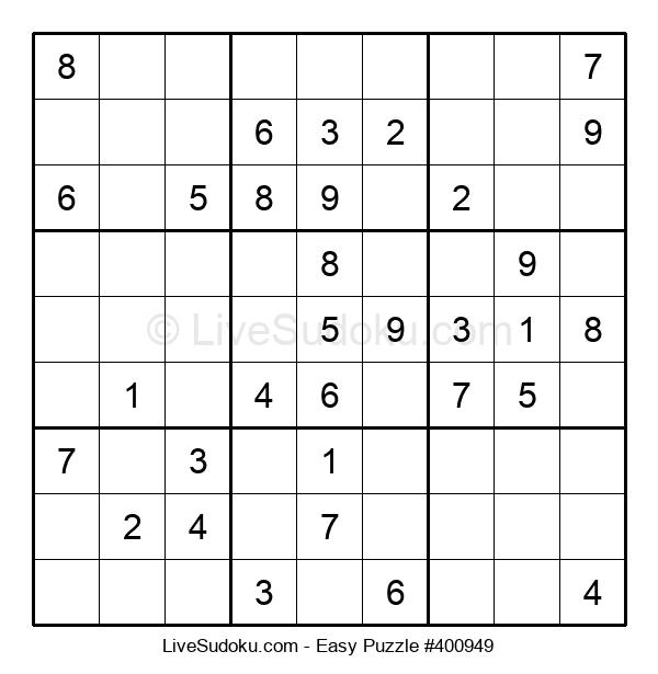 Beginners Puzzle #400949