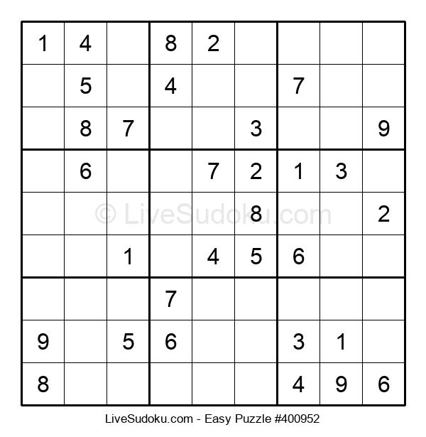 Beginners Puzzle #400952