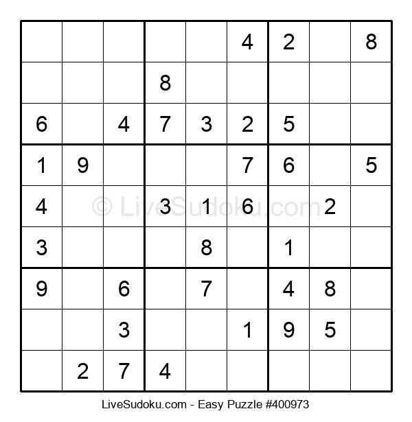 Beginners Puzzle #400973