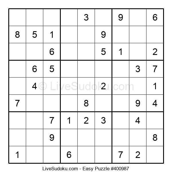 Beginners Puzzle #400987