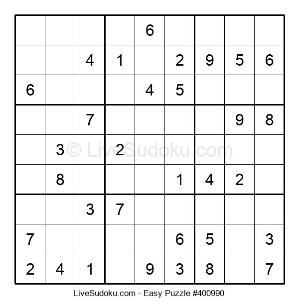 Beginners Puzzle #400990