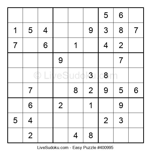 Beginners Puzzle #400995