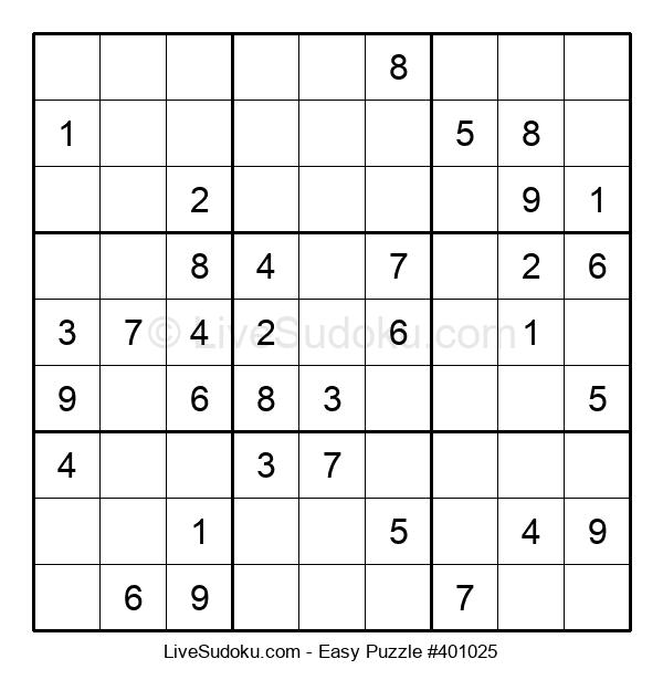 Beginners Puzzle #401025
