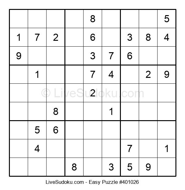 Beginners Puzzle #401026
