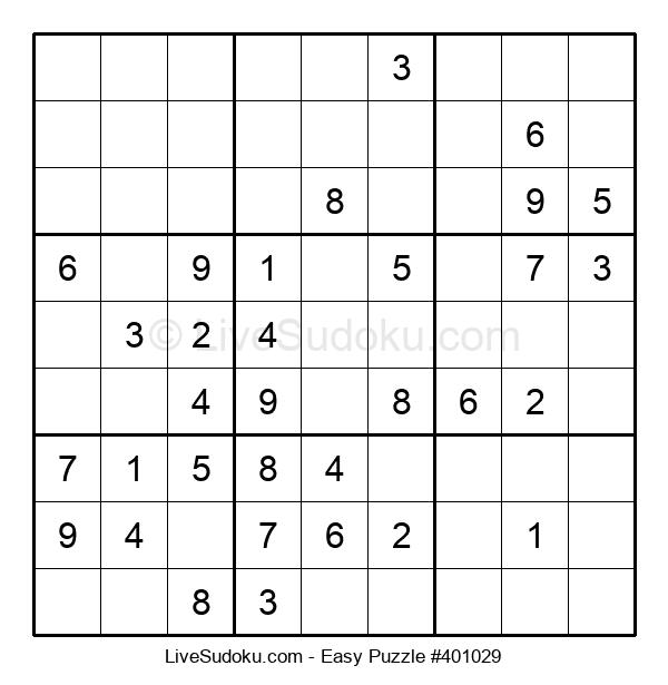 Beginners Puzzle #401029