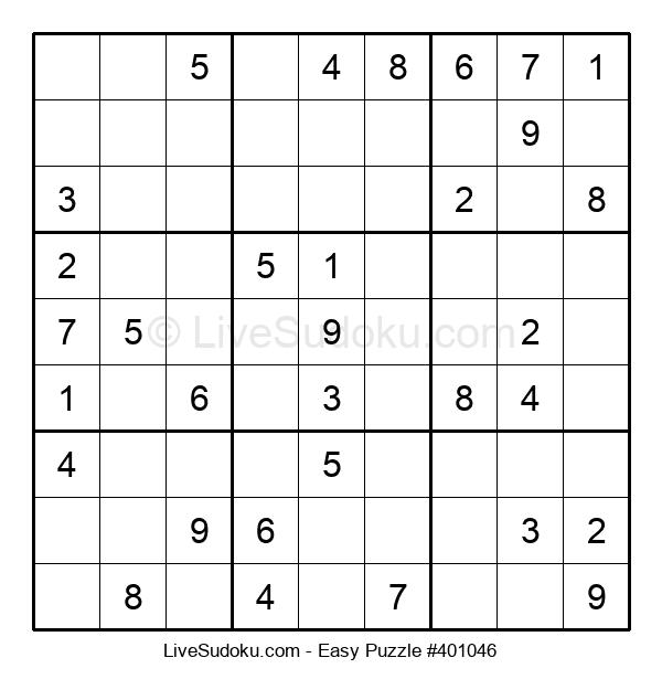 Beginners Puzzle #401046