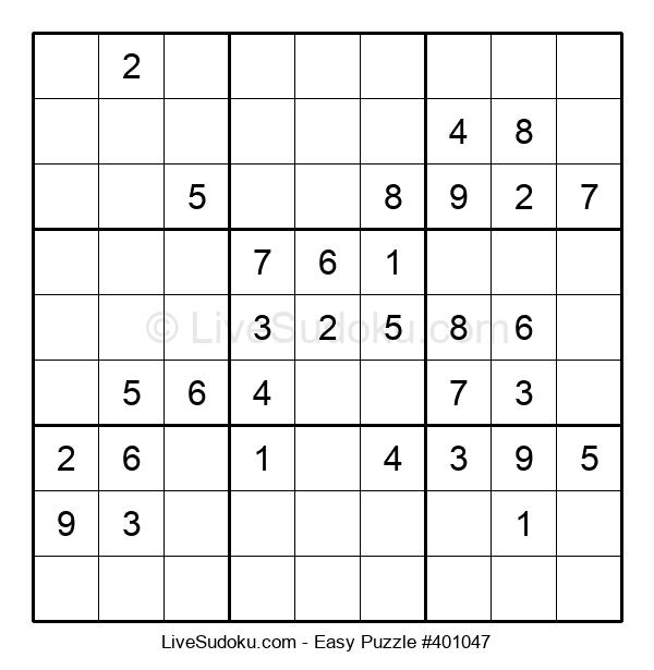 Beginners Puzzle #401047