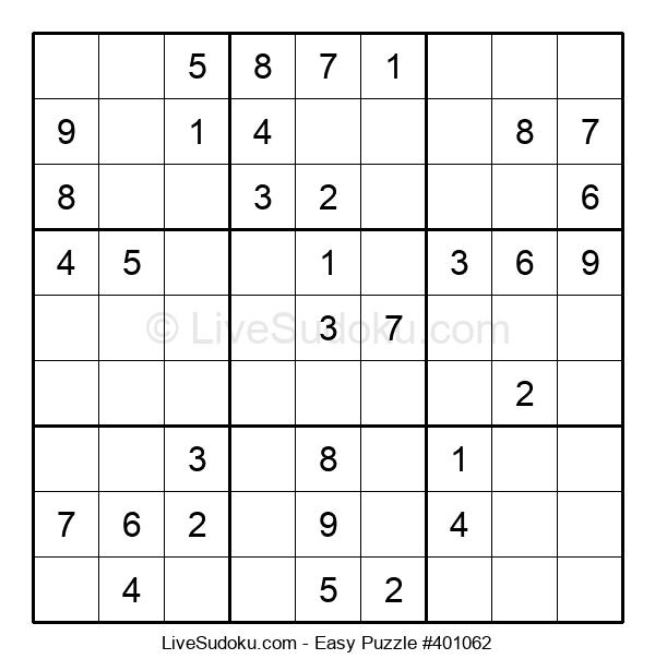 Beginners Puzzle #401062