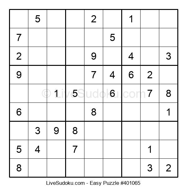 Beginners Puzzle #401065