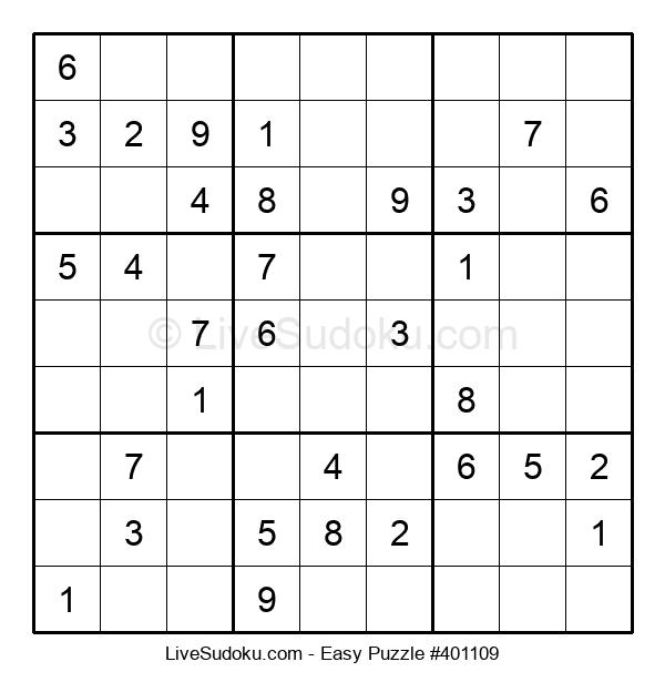 Beginners Puzzle #401109