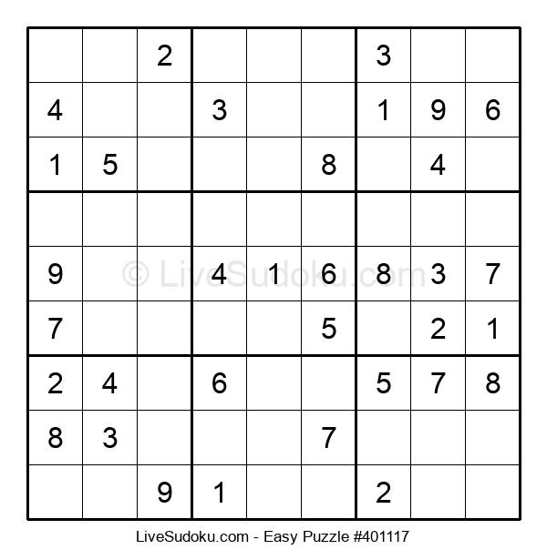 Beginners Puzzle #401117