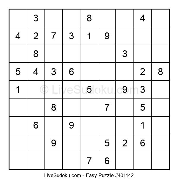 Beginners Puzzle #401142