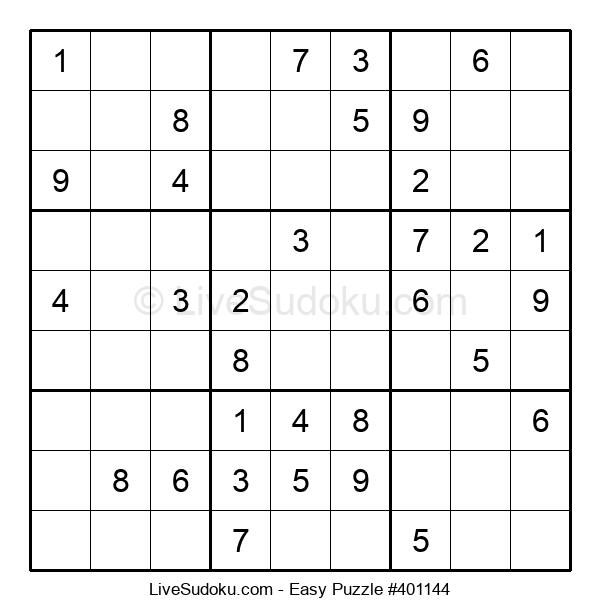 Beginners Puzzle #401144