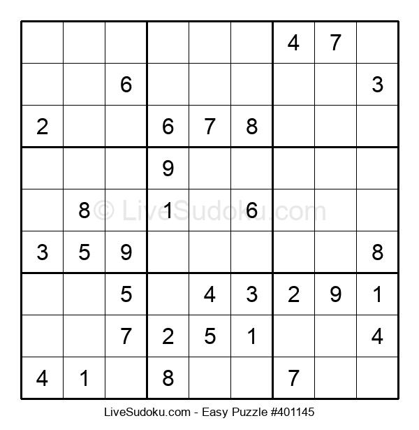 Beginners Puzzle #401145