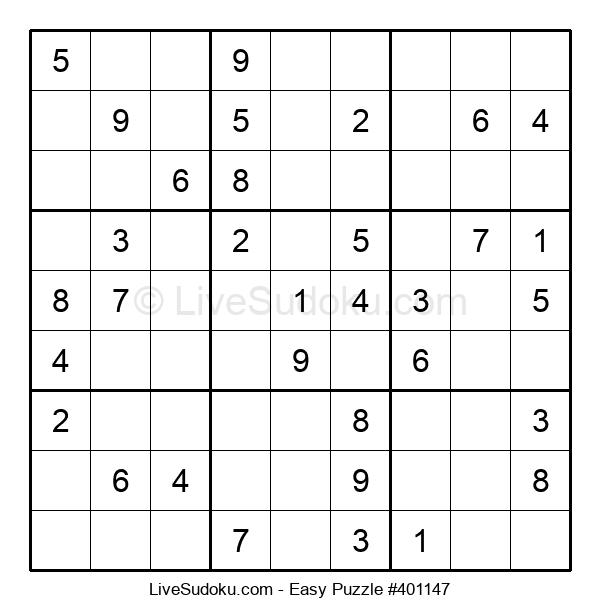 Beginners Puzzle #401147
