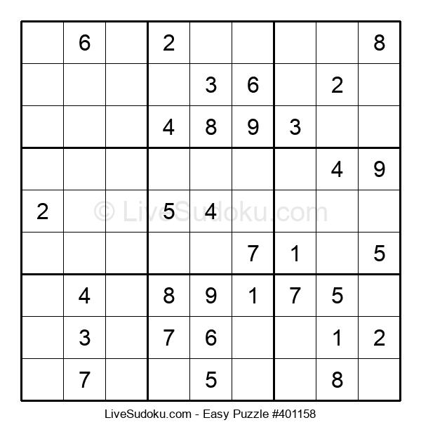 Beginners Puzzle #401158