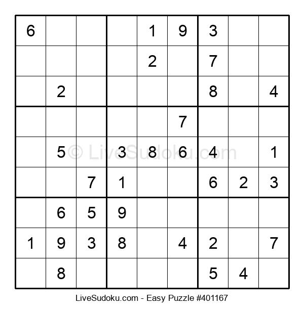 Beginners Puzzle #401167