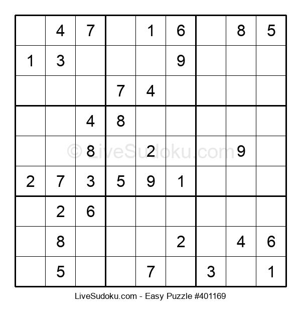 Beginners Puzzle #401169