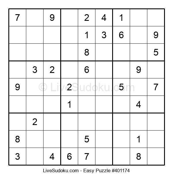Beginners Puzzle #401174