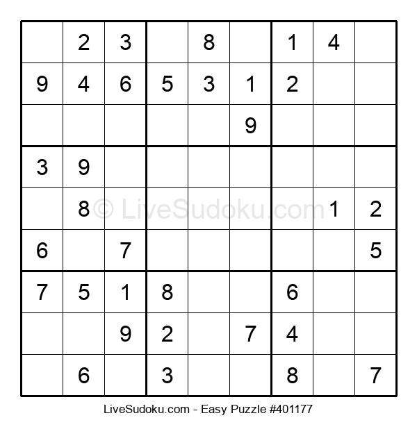 Beginners Puzzle #401177