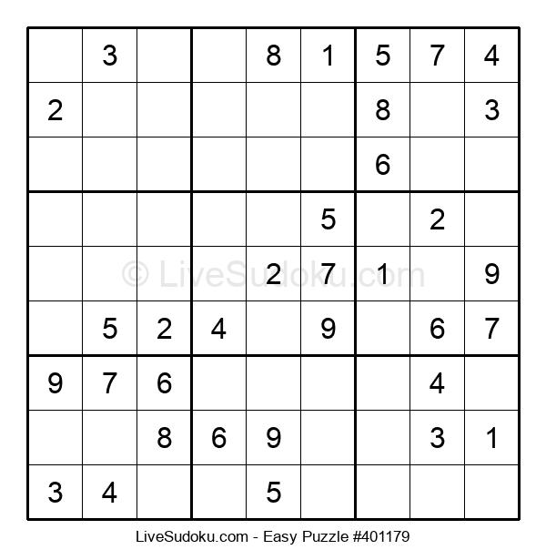 Beginners Puzzle #401179