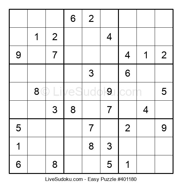 Beginners Puzzle #401180