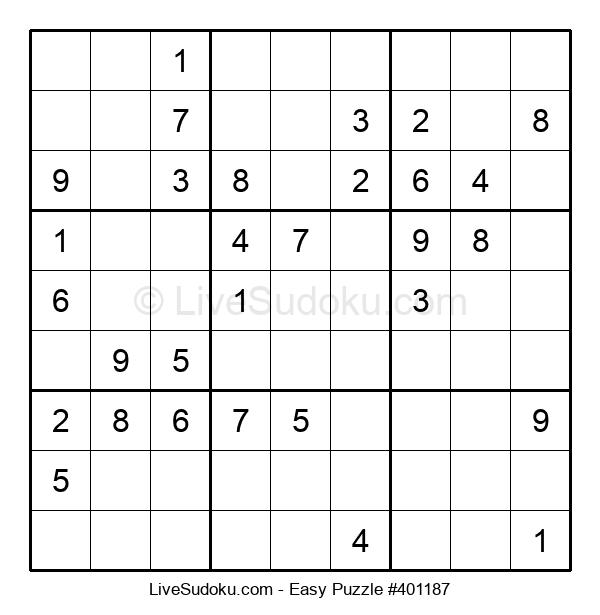 Beginners Puzzle #401187