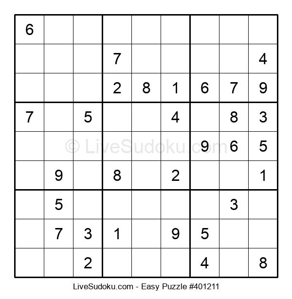 Beginners Puzzle #401211