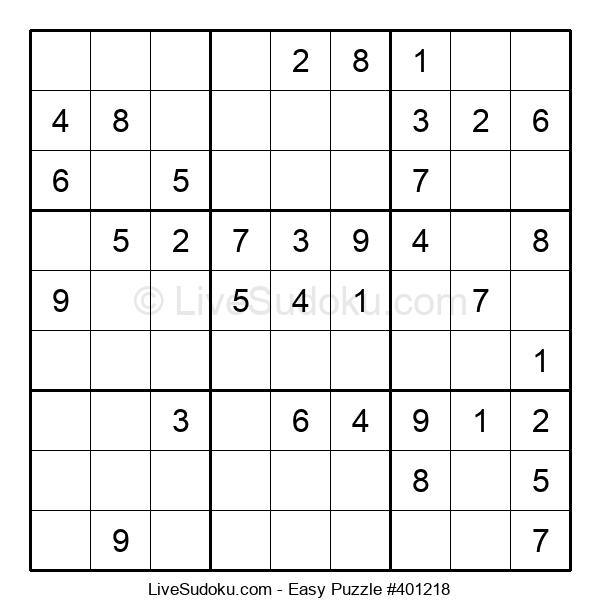 Beginners Puzzle #401218