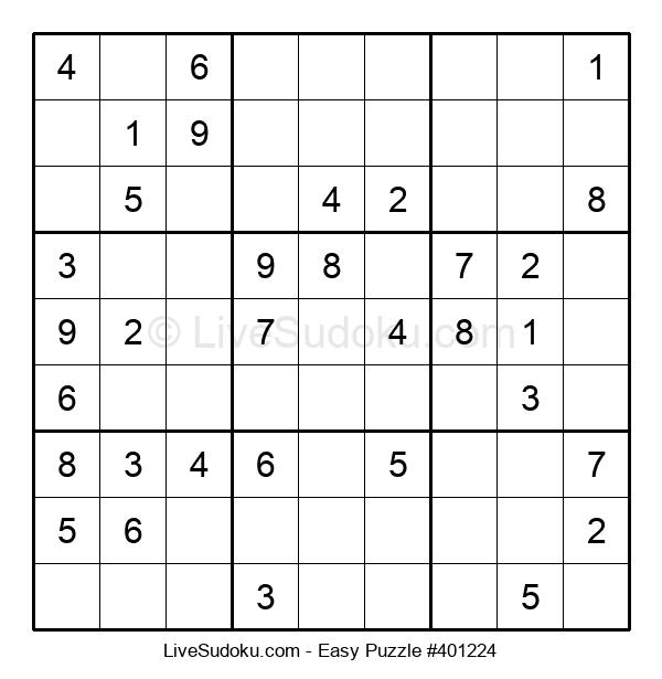 Beginners Puzzle #401224