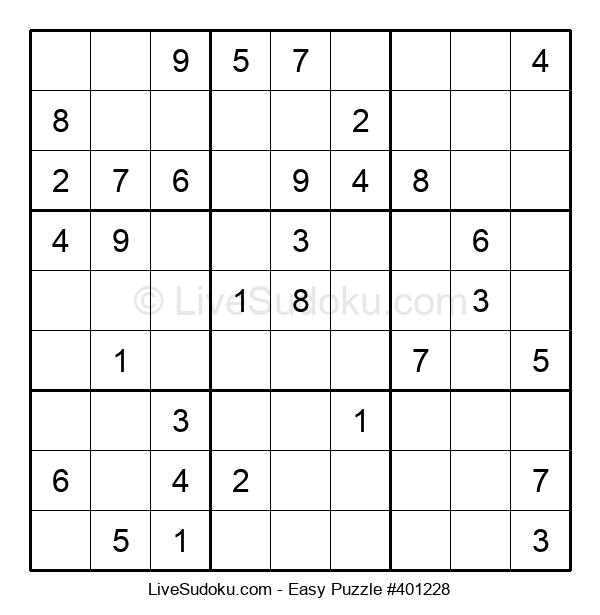 Beginners Puzzle #401228
