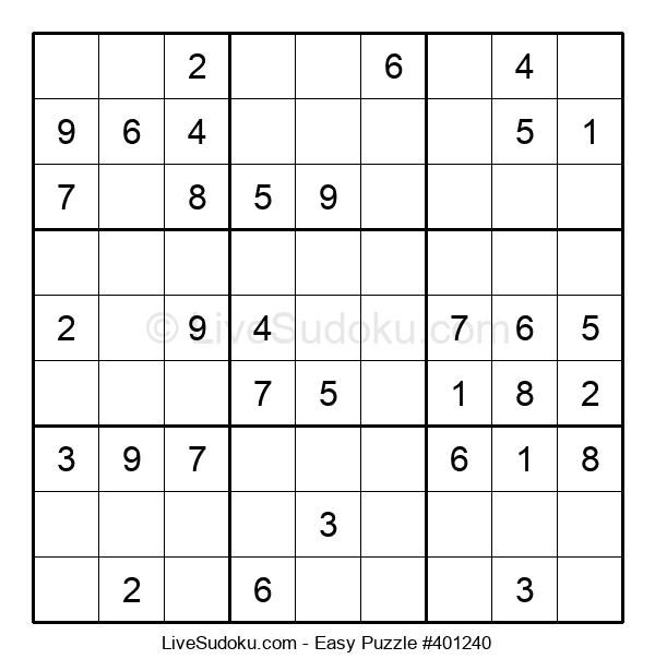 Beginners Puzzle #401240
