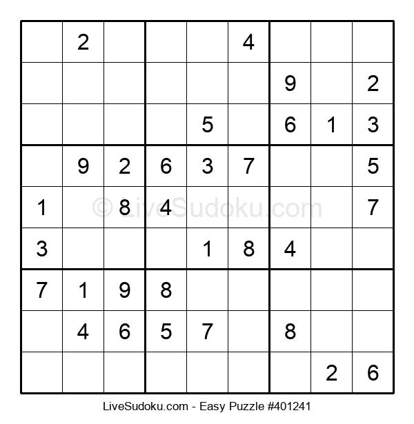 Beginners Puzzle #401241