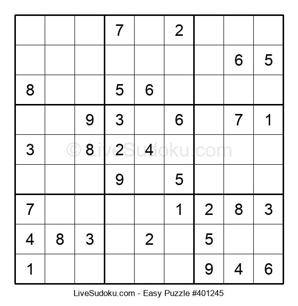 Beginners Puzzle #401245