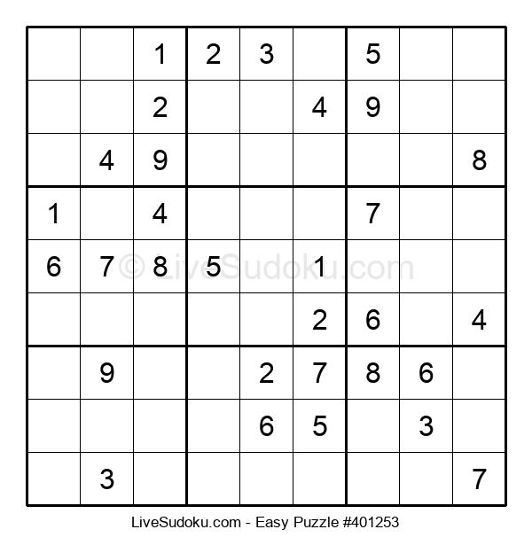 Beginners Puzzle #401253