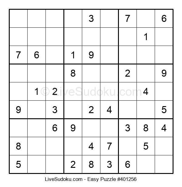 Beginners Puzzle #401256