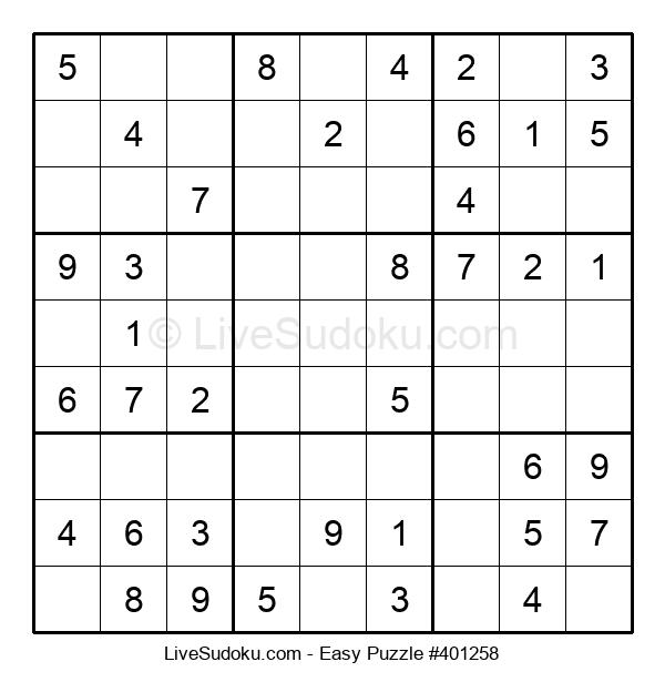 Beginners Puzzle #401258