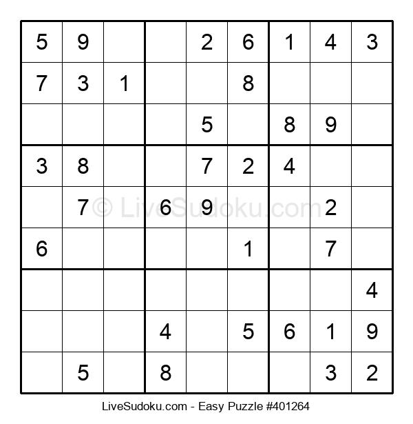 Beginners Puzzle #401264