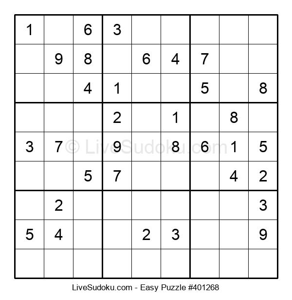 Beginners Puzzle #401268