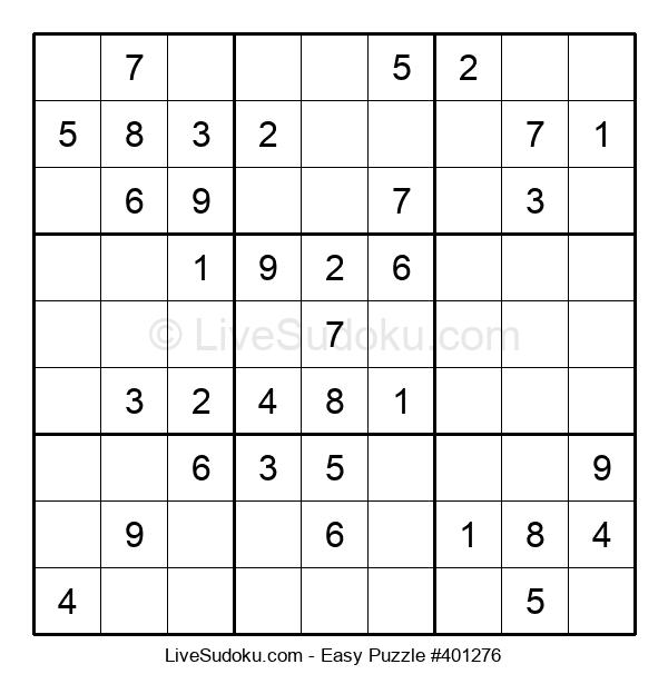 Beginners Puzzle #401276