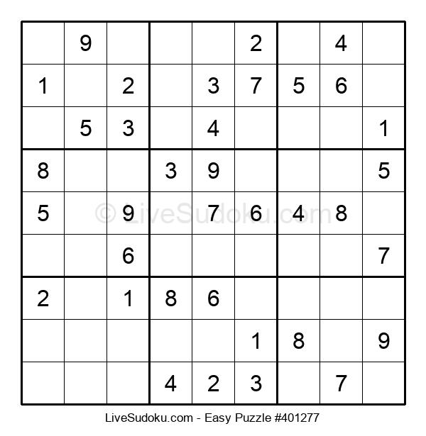 Beginners Puzzle #401277