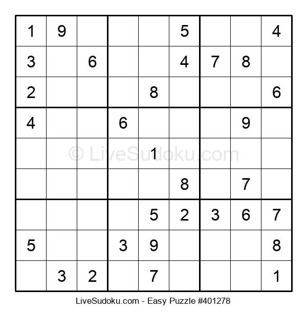 Beginners Puzzle #401278