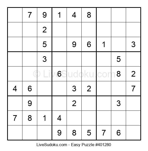 Beginners Puzzle #401280