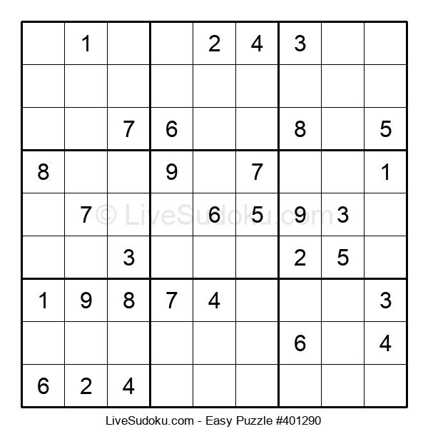 Beginners Puzzle #401290